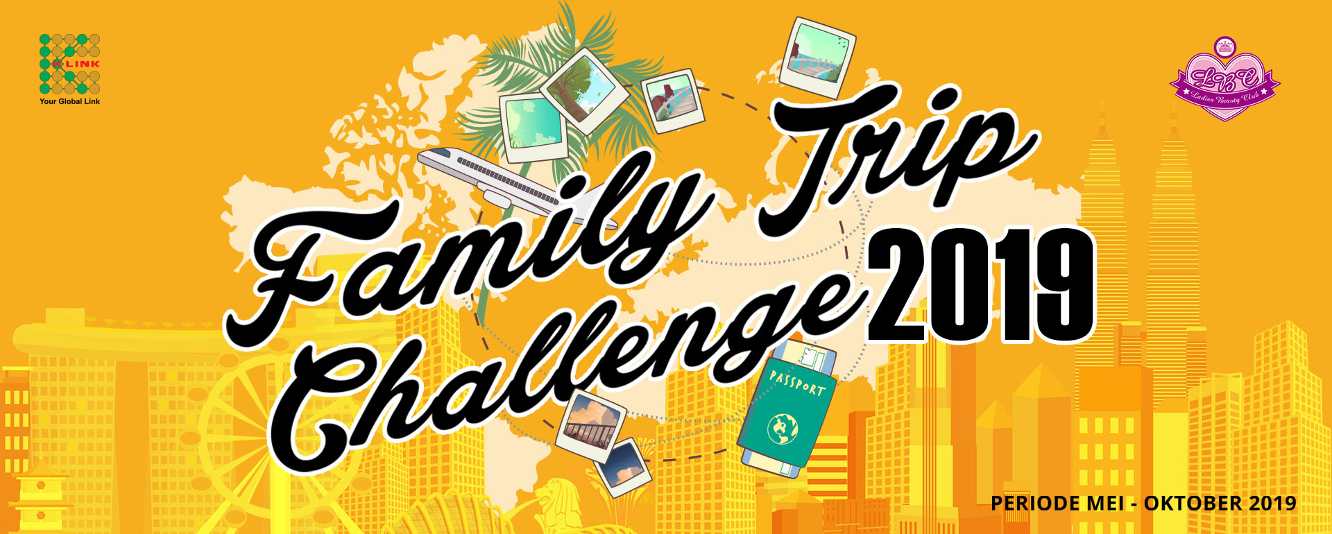 Family Trip Challenge 2019