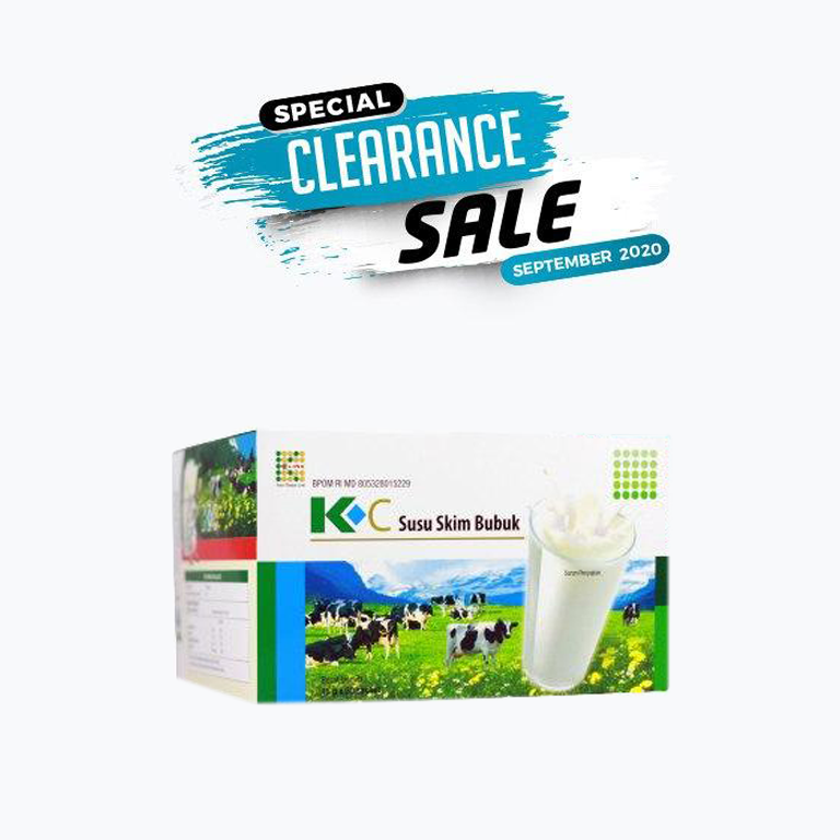 SPECIAL CLEARANCE SALE SEPT2020 SUSU SKIM